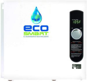 Best rated electric tankless water heater