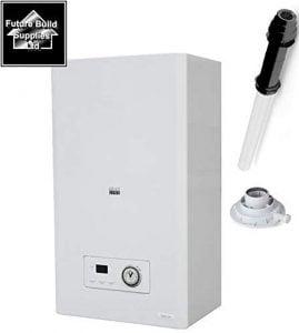 Most reliable combi boiler HEATLINE by Vaillant CAPRIZ 28KW