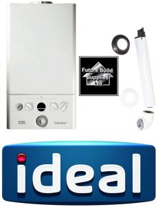 Ideal Exlcusive2 24Kw top rated combi boilers