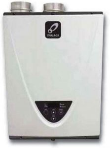 Top rated tankless gas water heater