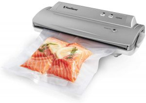 FoodSaver V2244 - Home Vacuum Sealer Machine