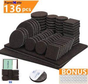 Best felt pads for hardwood floors