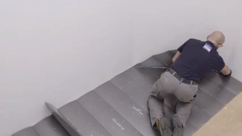 How to Install Underlayment for Vinyl Plank Flooring