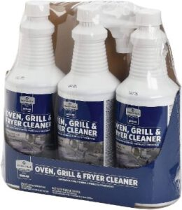 Best non toxic oven cleaner