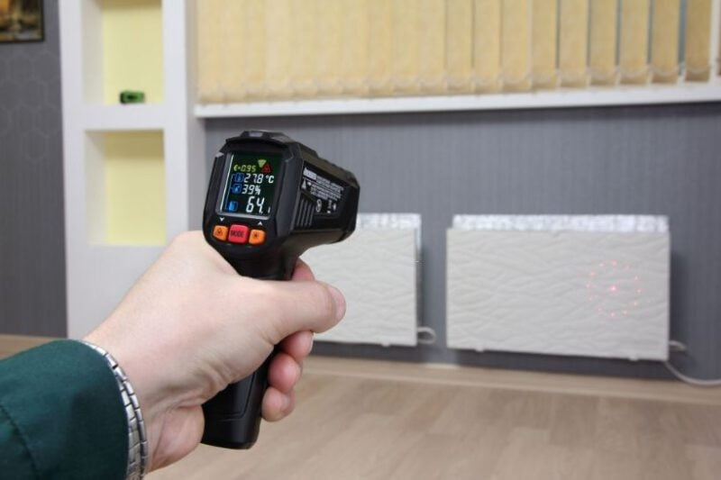 Infrared Thermometer Accuracy