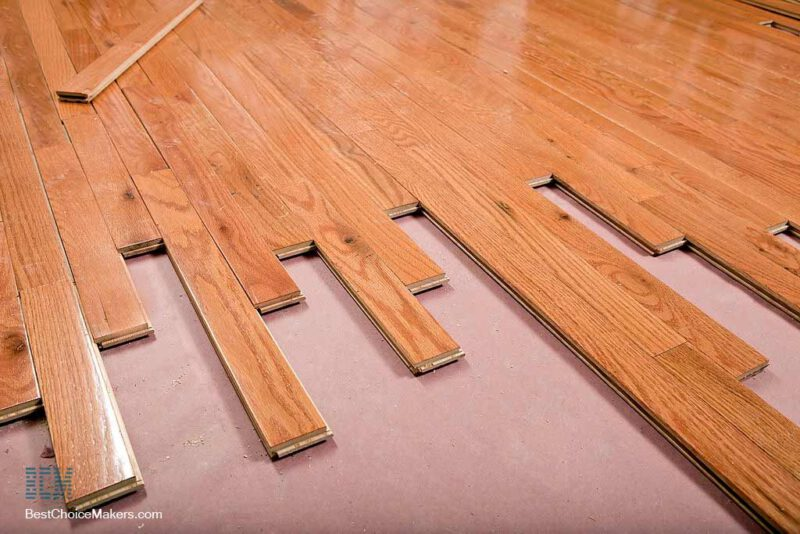 What is the Recommended Underlayment for Hardwood Flooring