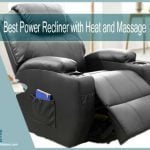 7 Best Power Recliner with Heat and Massage in 2021 | Reviews & Buying Guide