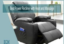 Best Power Recliner with Heat and Massage