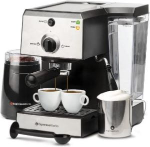best espresso coffee machines for home use