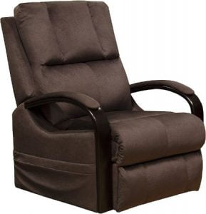 catnapper recliner with heat and massage
