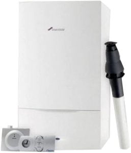 most efficient combi boiler for apartment or small house
