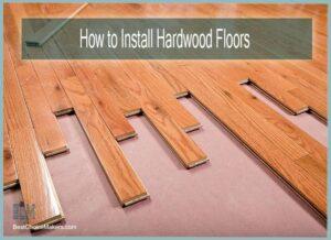 How to Install Hardwood Floors on Uneven Subfloor