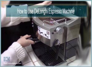 How to Use DeLonghi Espresso Machine