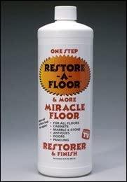 Hardwood floor Polish & Wax for all Hard Floors